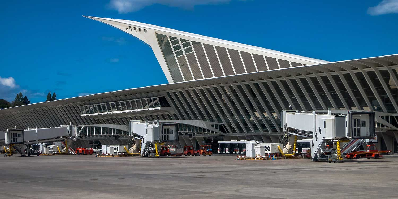 Inelsa electricidad aeropuerto Loiu Bilbao
