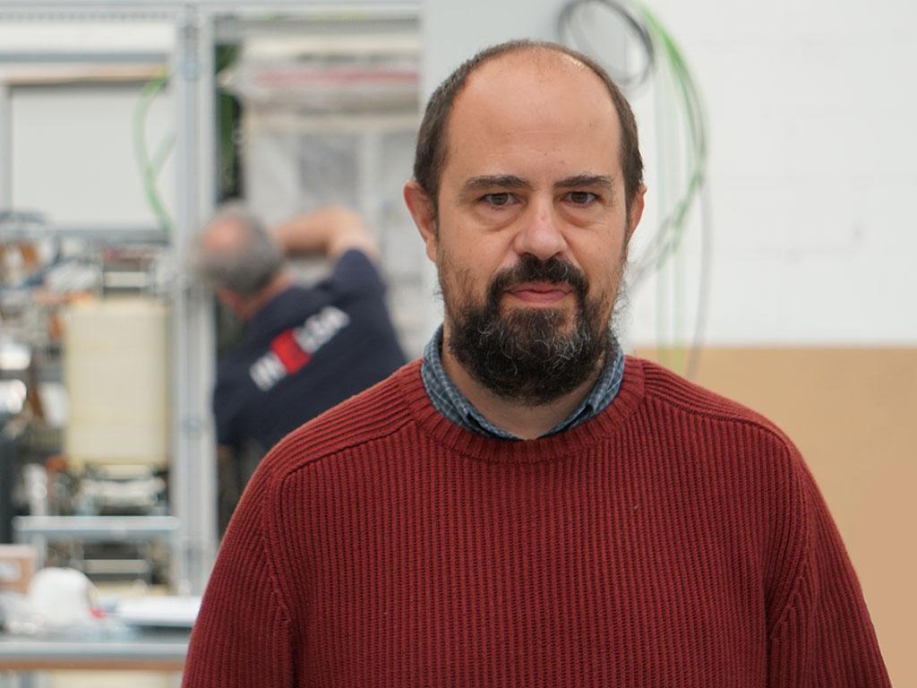 """Iñaki Juárez: """"Inelsa tiene una merecida reputación en el diseño e instalación de CPDs"""""""