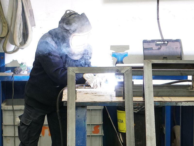 Exoesqueletos como medida de seguridad laboral