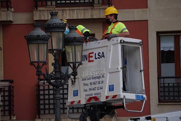 Servicios generales de electricidad