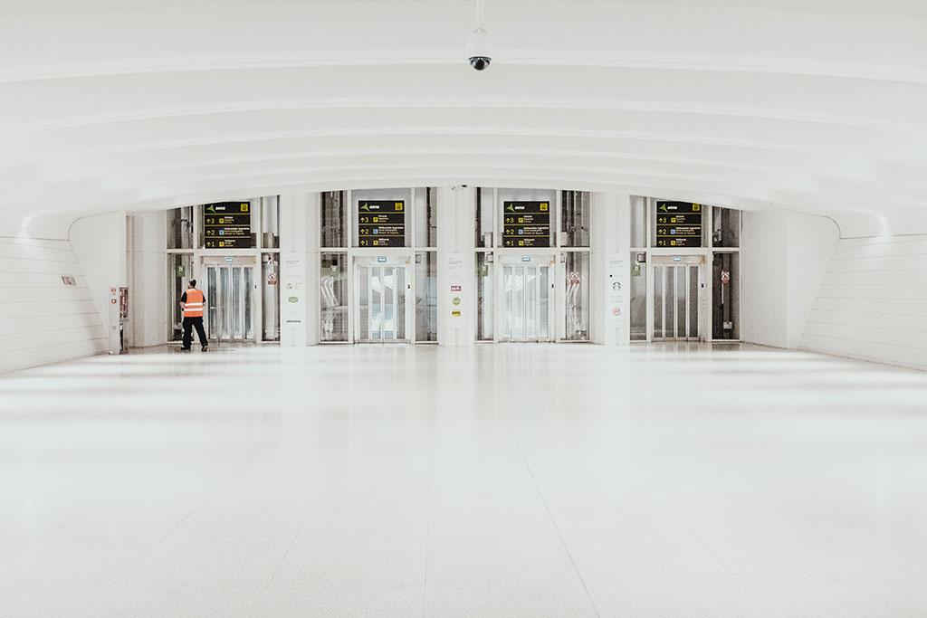 AENA. Aeropuerto de Bilbao